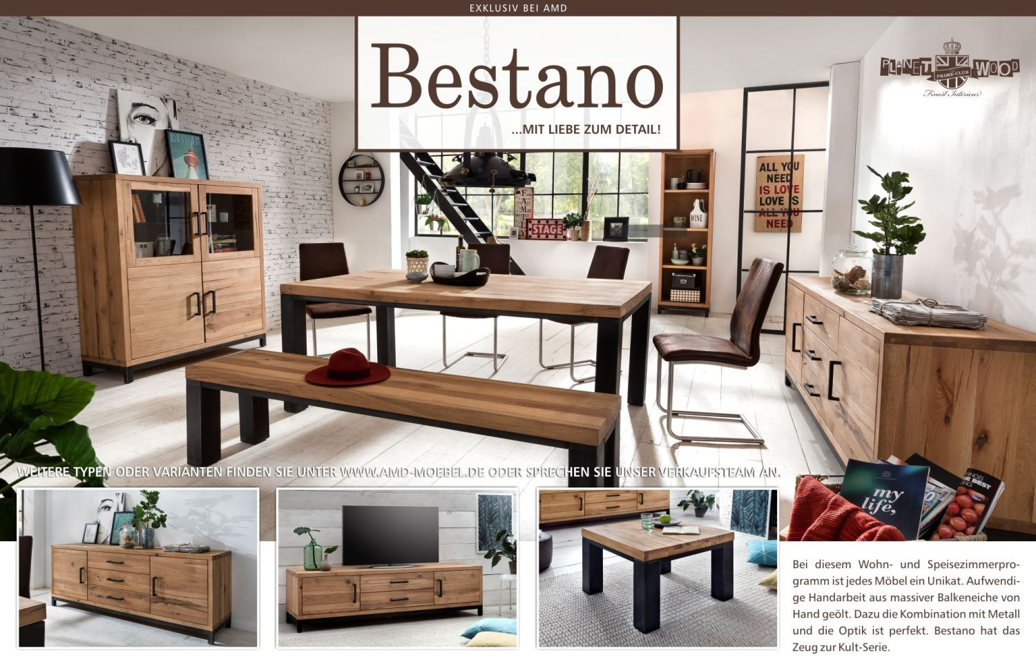 massivholzm bel online shop amd qualit t service. Black Bedroom Furniture Sets. Home Design Ideas