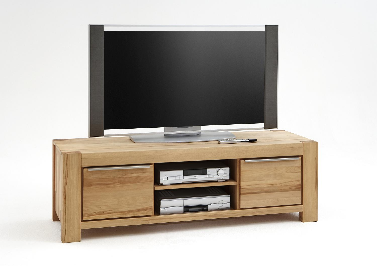 tvanrichte tvschrank fernsehschrank lowboard kernbuche. Black Bedroom Furniture Sets. Home Design Ideas