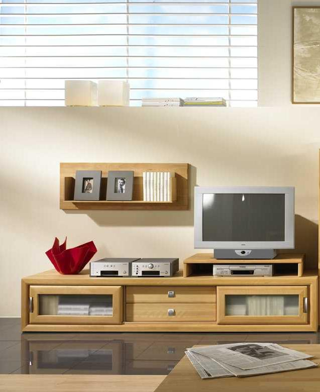 tv lowboard buche sonstige preisvergleiche. Black Bedroom Furniture Sets. Home Design Ideas